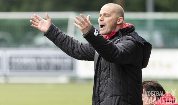 Coto met ingang volgend seizoen nieuwe hoofdtrainer Zaanlandia