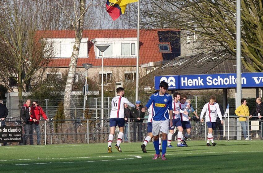 Fortuna W laat RKHVV met lege handen achter in Huissen