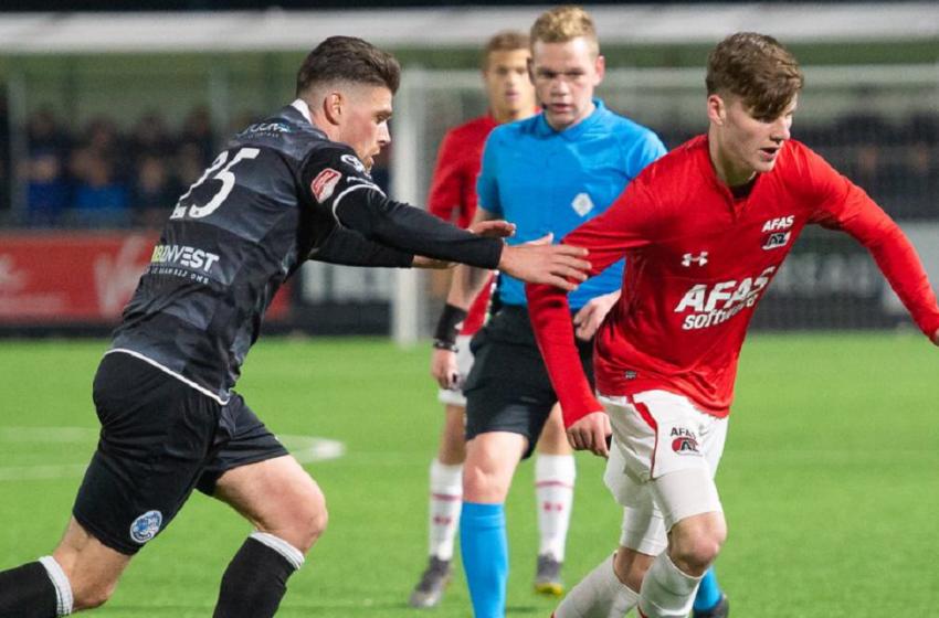 Jong AZ pakt punt tegen FC Den Bosch