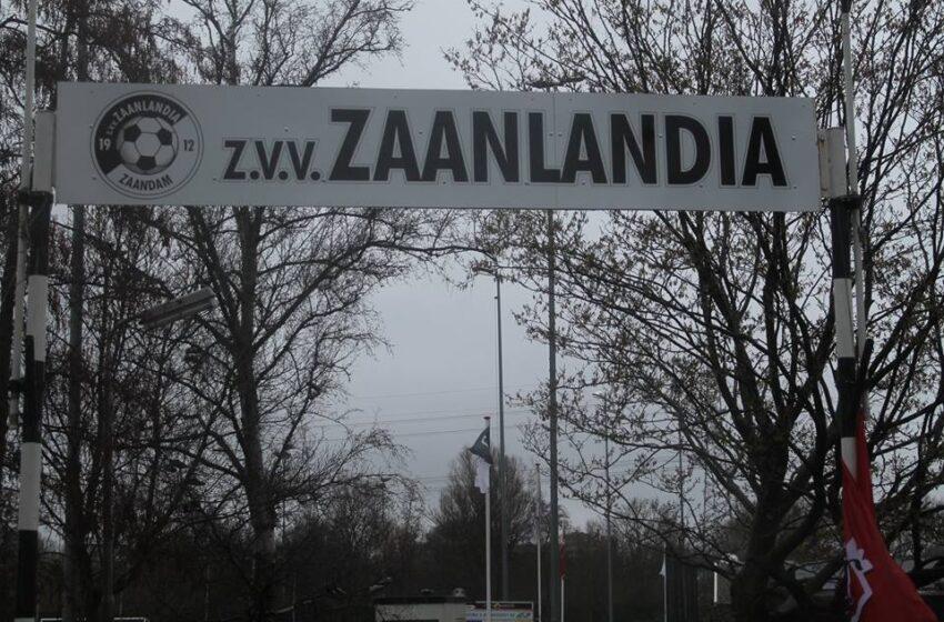 Fusie ZVV Zaanlandia en FC Zaandam nu echt op komst?