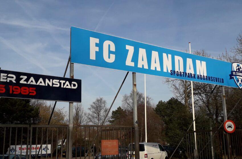 Schoolvoetbal op drie avonden op velden FC Zaandam