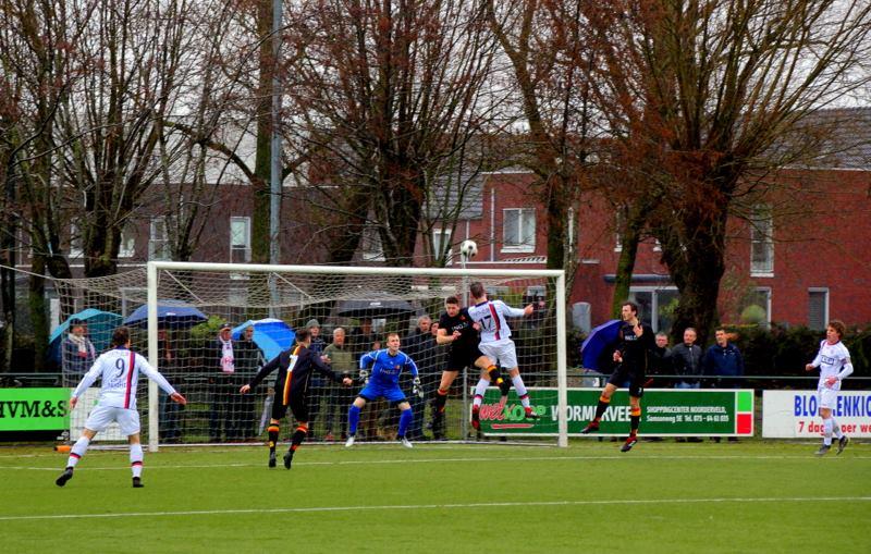 Fortuna W weet 0-2 achterstand om te buigen naar 3-2 overwinning tegen Be Quick