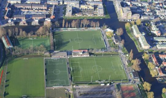 Speciale zaterdagavond wedstrijd voor Fortuna W