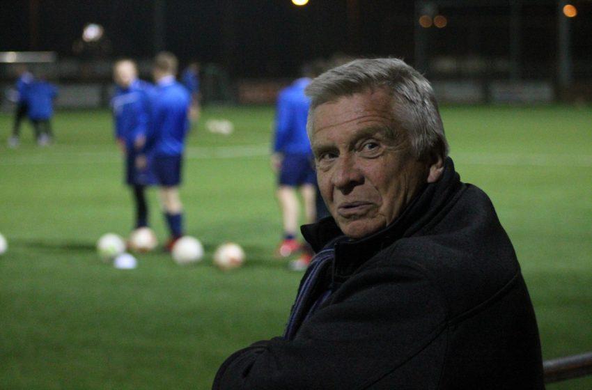 zvv Zaandijk voorzitter Wim IJsseldijk blijft betrokken bij de club