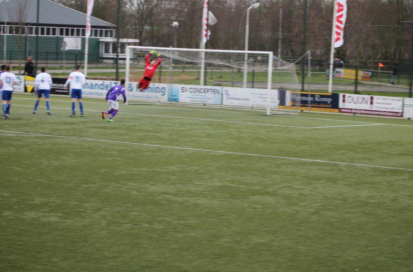 Voetbaluitslagen zaterdag 16 maart