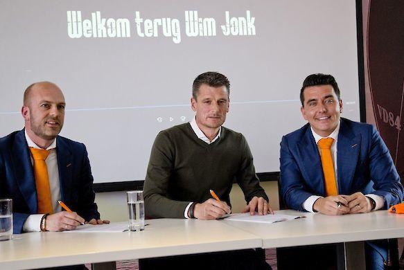 Nieuwe wind bij FC Volendam waar Wim Jonk volgend seizoen als hoofdcoach fungeert