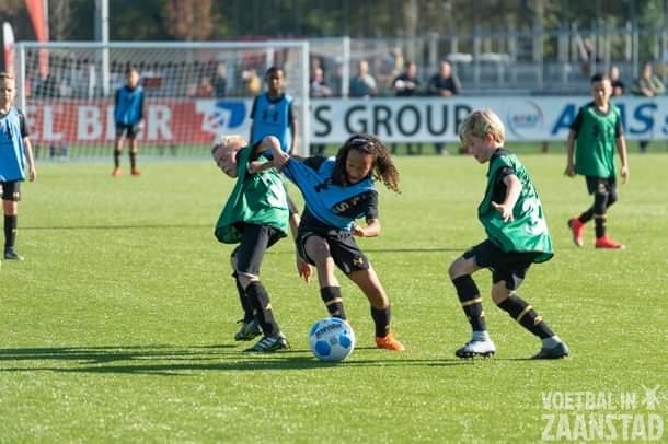 15e AZ 'Voetbalschool in de regio' toernooi