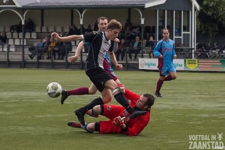 Geen uitpubliek bij wedstrijden eerste elftal vv Assendelft