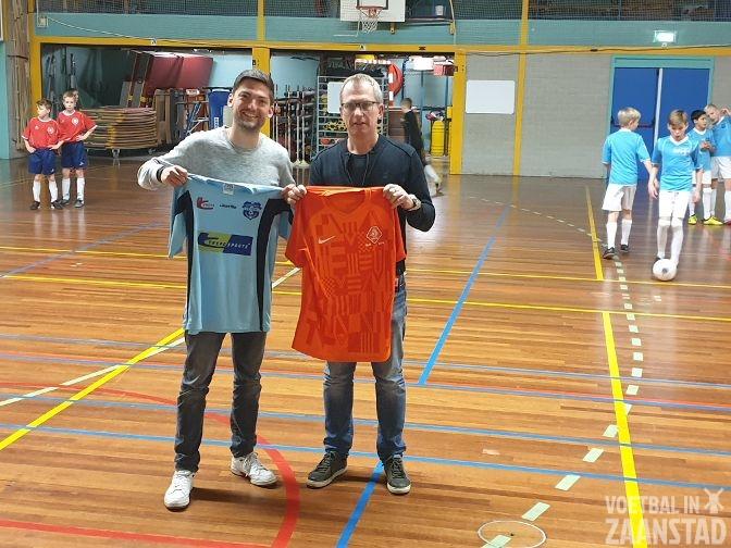 Shirtje ruilen tussen KNVB en FCZSW