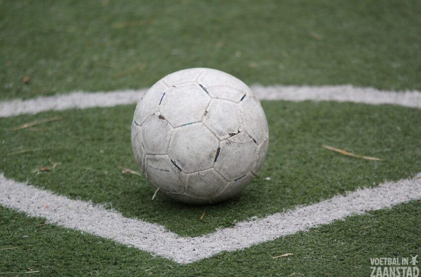 Westzaan zaterdag 1 de sterkste in derby tegen Blauw-Wit W