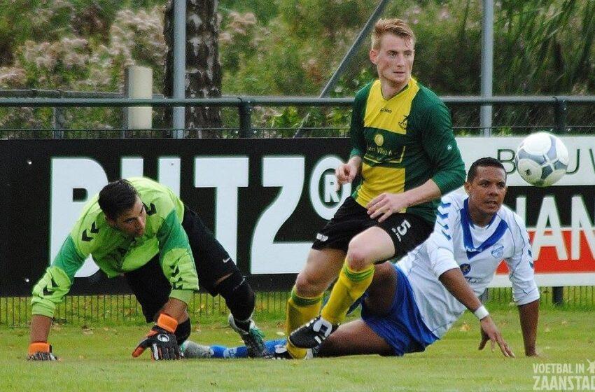 Sporting Krommenie versterkt zich met Nick Baas en Floor Koomen
