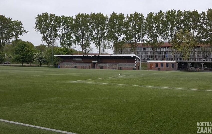 Geen zaterdag of zondag eerste elftal voor Zaanlandia