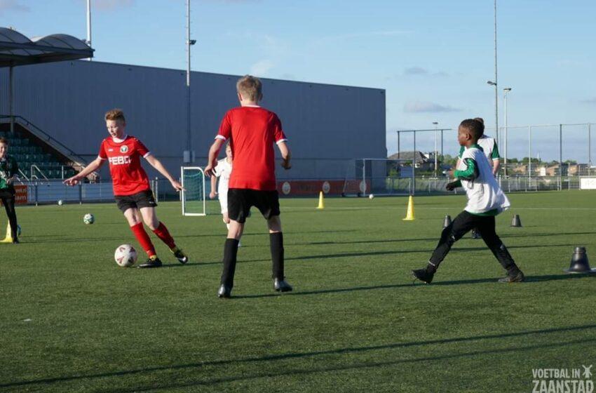 Gratis voetbaltraining bij WSV1930 Voetbalschool