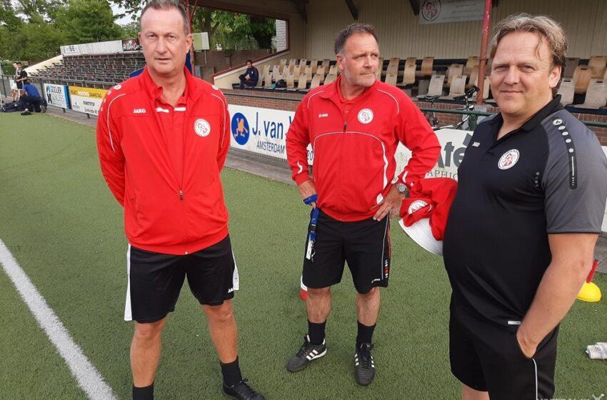 Rene van Elsland kan nieuw team samensmeden bij Fortuna Wormerveer