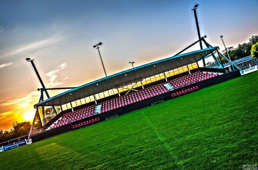 FC Zaandam deelt punten met ZAP in Breezand