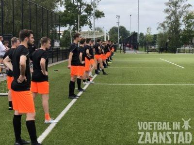 Eerste punten voor ZCFC in Haarlem zijn binnen: 3-4 winst op United Davo