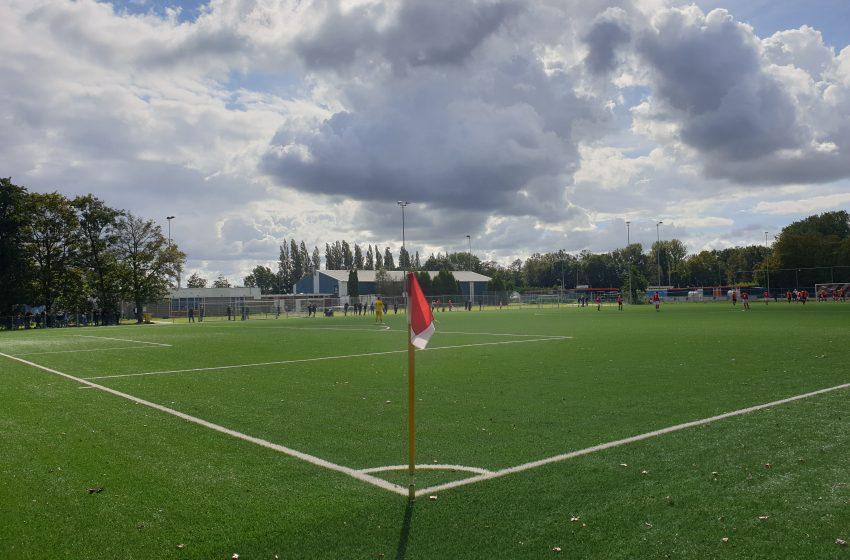 Voetbaluitslagen zondag 6 september (beker)