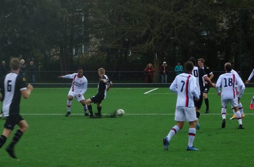 Fortuna W met 0-7 de baas over vv Assendelft