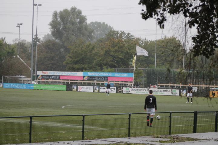 Wat is de status van de fusiegesprekken tussen FC Zaandam en z.v.v. Zaanlandia?