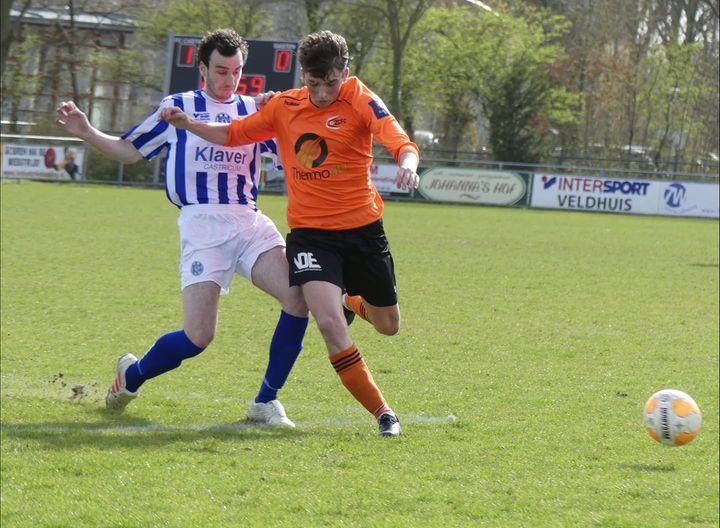 Weerzien Willem Zeijlmans met ZCFC tegen oude club FC Castricum