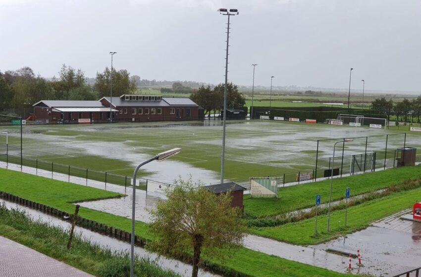 Derby vv Knollendam en ZVV Zaandijk niet meer in gevaar