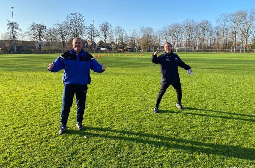 Meeste Zaanse ploegen zijn in training, een enkele club zelfs twee keer in de week