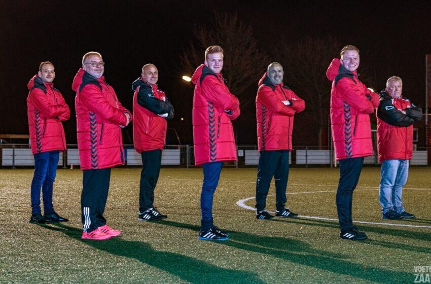 Sporting Krommenie verlengt contract met Jordi van Beek