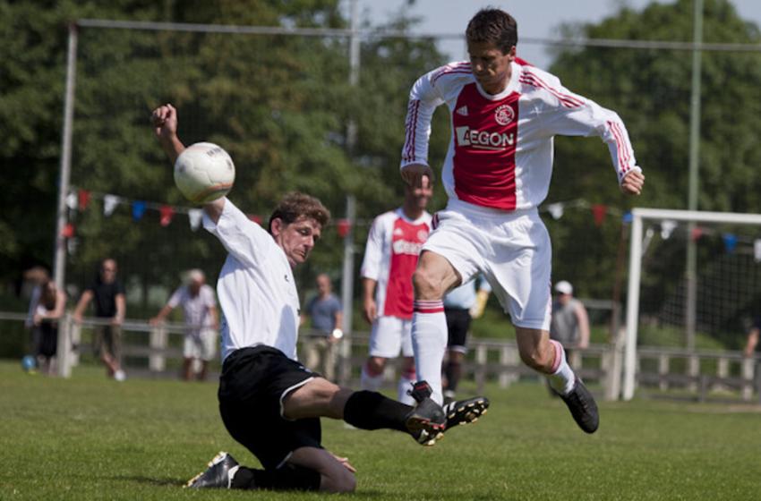 Uit de oude doos: RCZ 90 jaar en wedstrijd tegen Lucky Ajax