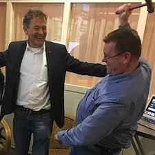 Het jaar door de ogen van ZCFC duovoorzitters Martijn Jonker en Dirk Slootweg