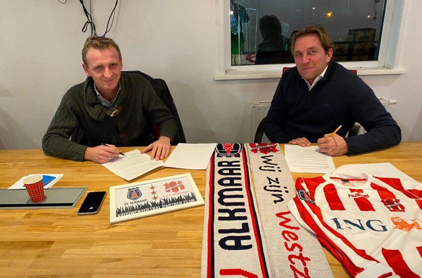 vvv Westzaan 12e officiële partnerclub van vv Alkmaar