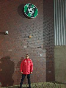 WSV'30 verlengt contract met hoofd jeugdopleiding Marciano Sleeswijk