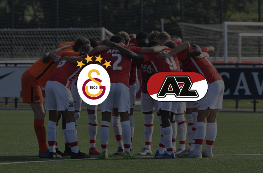 AZ (-19) treft het turkse Galatasaray in Youth League