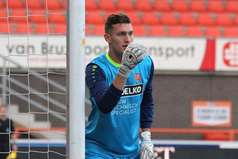 Geen bekeravontuur Nordin Bakker met FC Volendam tegen PSV