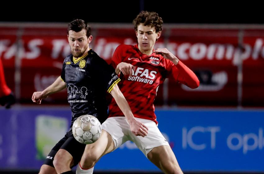 Jong AZ verliest onnodig van Roda JC
