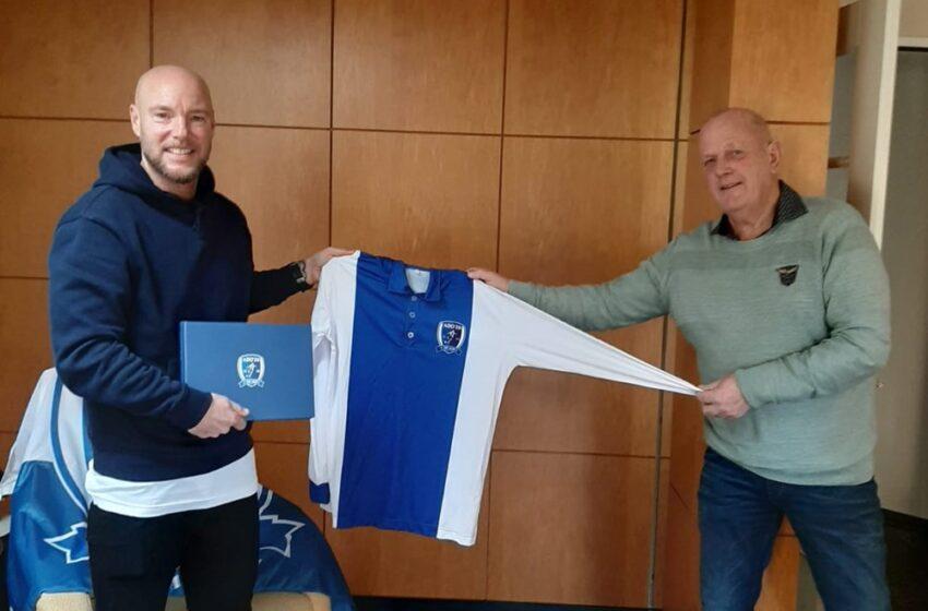 OFC ziet trainer Roy van der Meije overstappen naar ADO`20