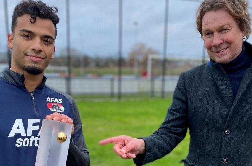 Owen Wijndal opnieuw U21 Speler van de Maand
