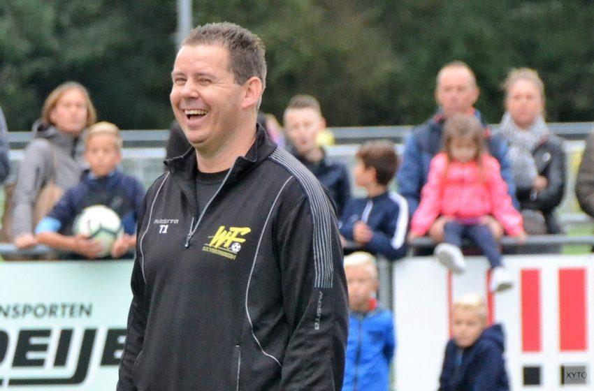 Patrick Huisman nieuwe trainer van FC Zaandam