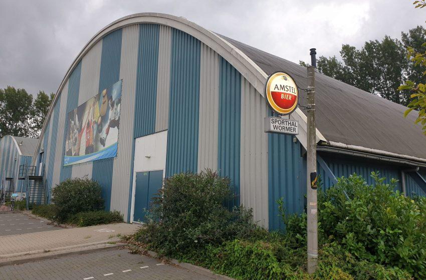 Nieuwe fase bouw sporthal Wormer