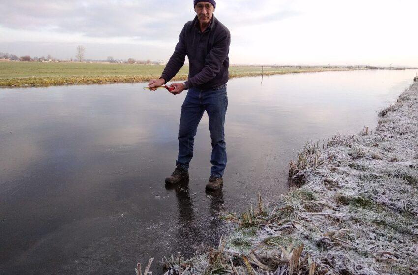 Fraai schaatsweekend staat voor de deur: vooral in rondom Jisp en Oostknollendam