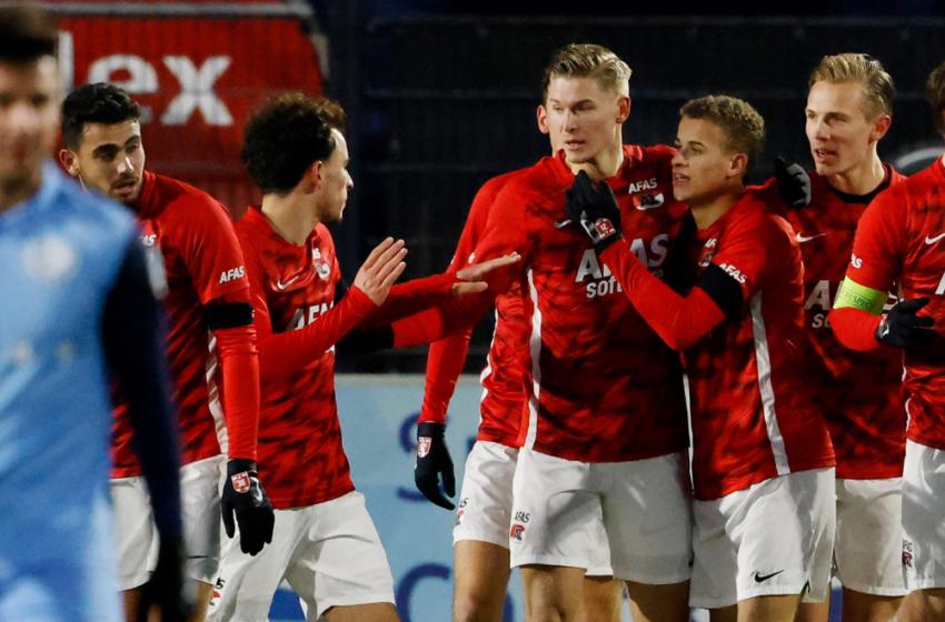 Jong AZ herpakt zicht met zege op Jong FC Utrecht
