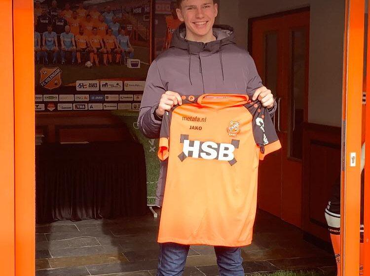 Oostzaanse talentvolle keeper Kayne van Oevelen naar FC Volendam