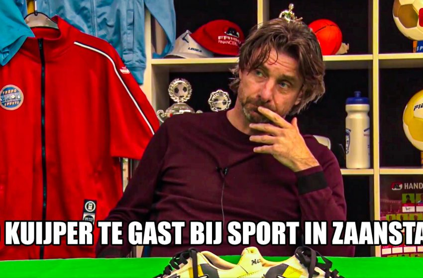 De tweede uitzending van Sport in Zaanstad is een feit.