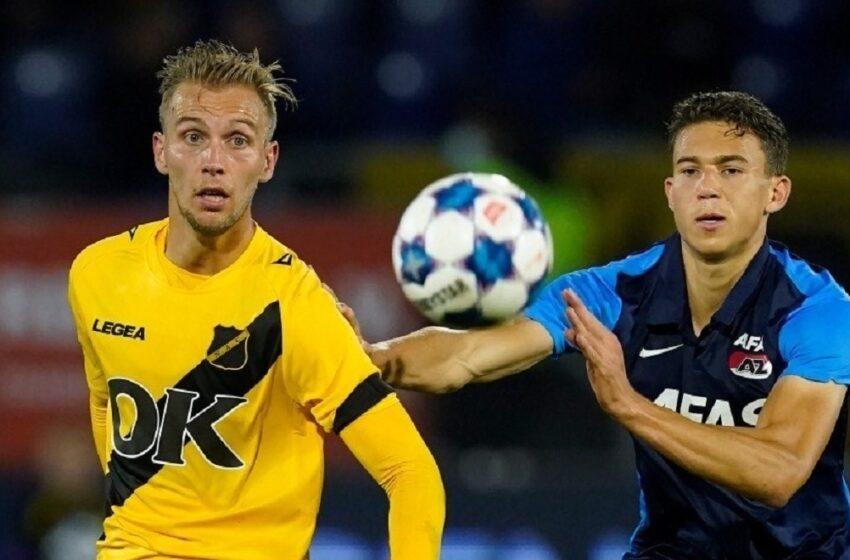 Bezoek uit Breda voor Jong AZ