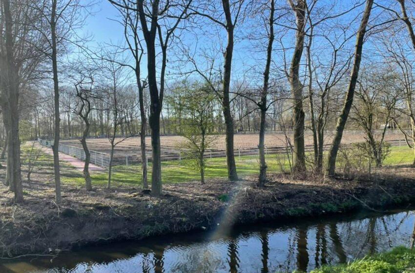 Onderhoud aan C veld in Westknollendam inmiddels gestart