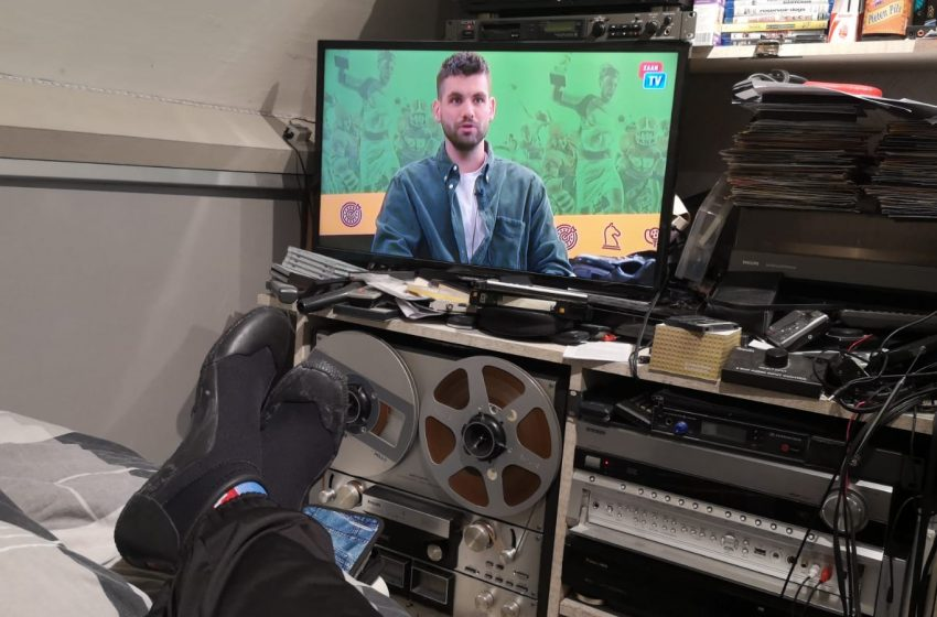 Sport in Zaanstad aflevering 6 met veel Zaans voetbal, nieuws over het jubilerende DTS met wielrennende preses Mike Terpstra