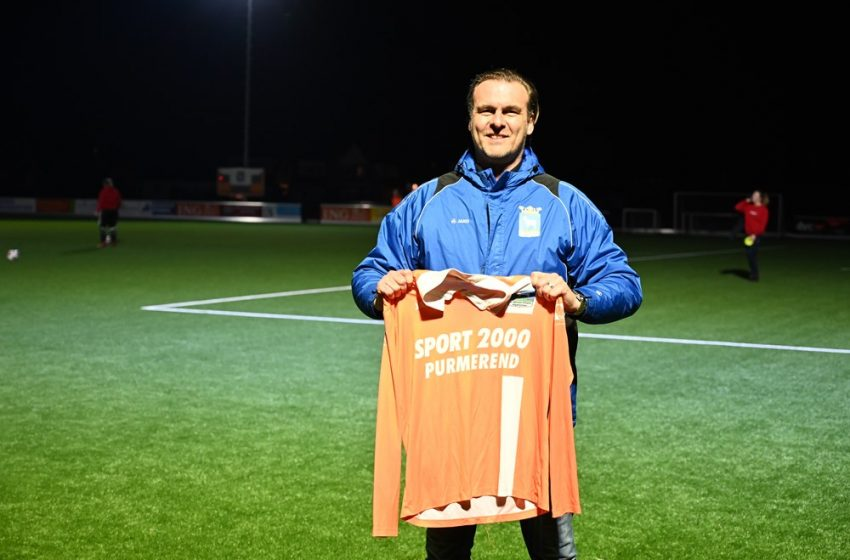 Robbert Brink nieuwe DZS hoofdtrainer