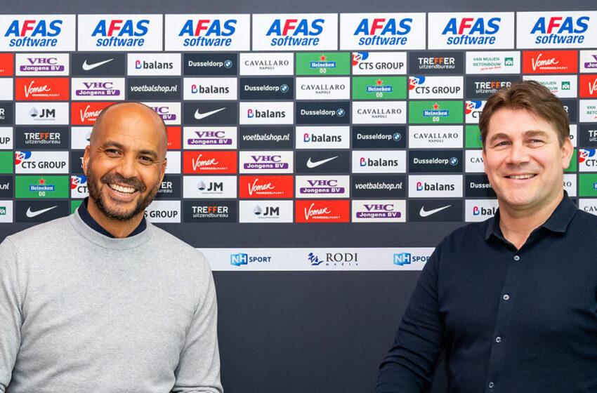 AZ en Jansen bekrachtigen deal