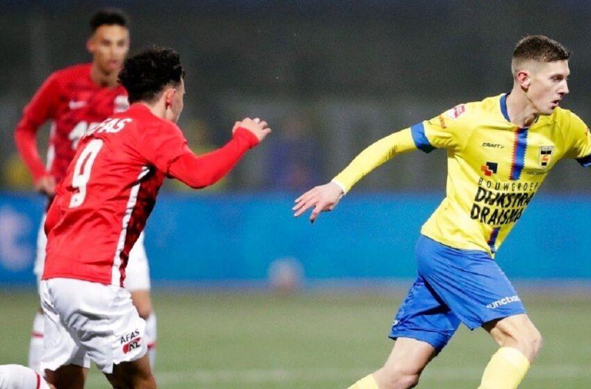 Beloften ontvangen kampioen: Jong AZ vs Cambuur