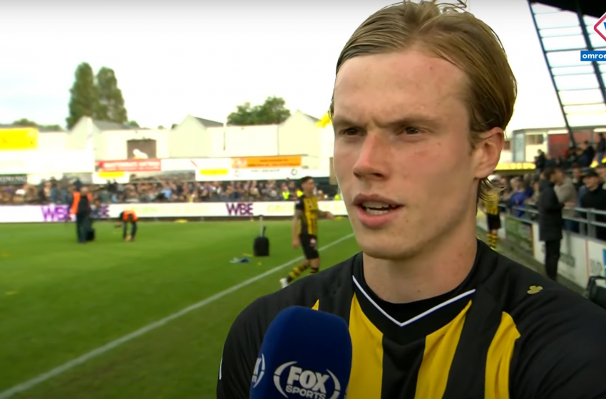 """Van der Moot behoudt profdroom: """"Weet hoe het is om in de KKD te voetballen"""""""