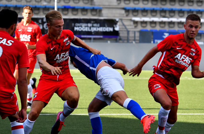 Paasduel in Zaanstad: Jong AZ en FC Den Bosch